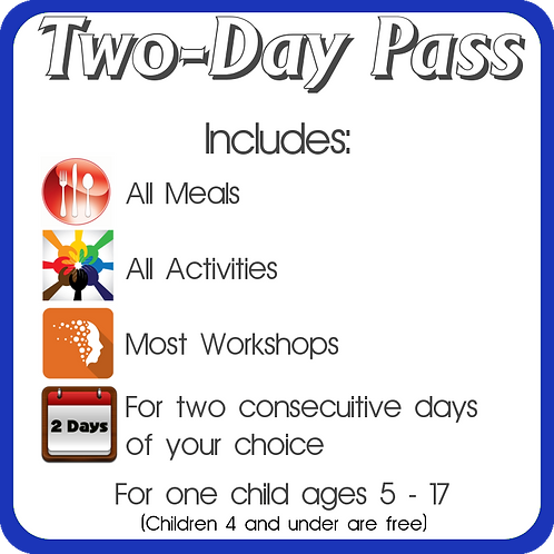 Youth Two-Day Pass