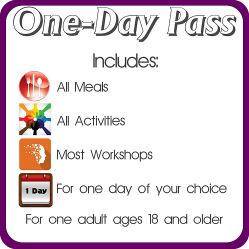Adult One-Day Pass