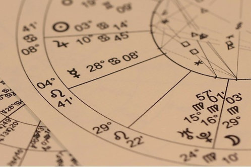 Astrological Birth Chart Reading