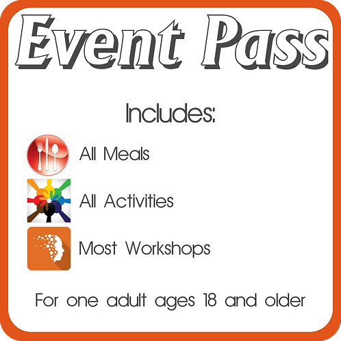 Adult Event Pass