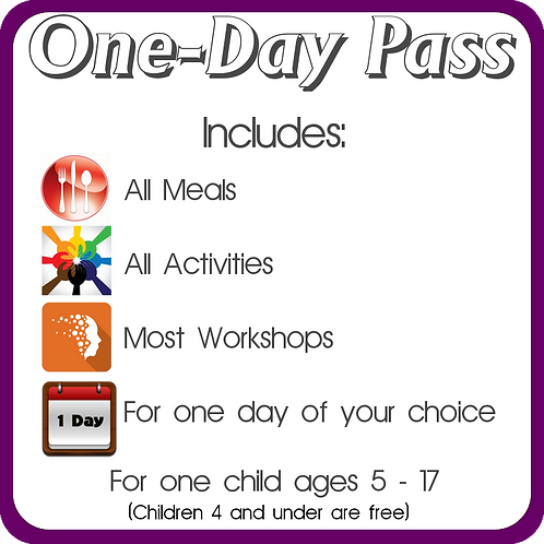 Youth One-Day Pass