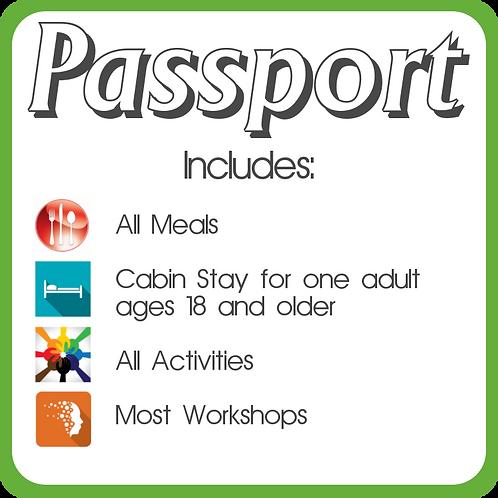 Staff Passport
