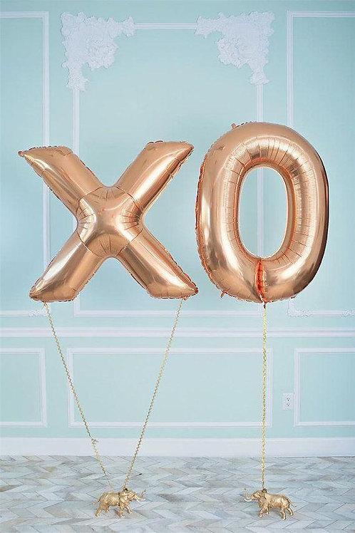 """34"""" Foil Letter Balloons"""