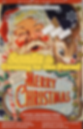 Santa Coming To The Farm Retro.png