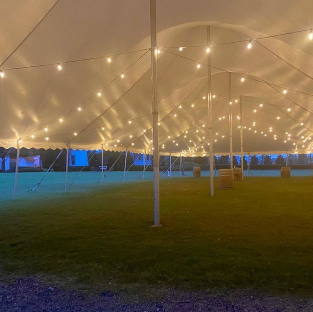 Pole Tent 40X100FT