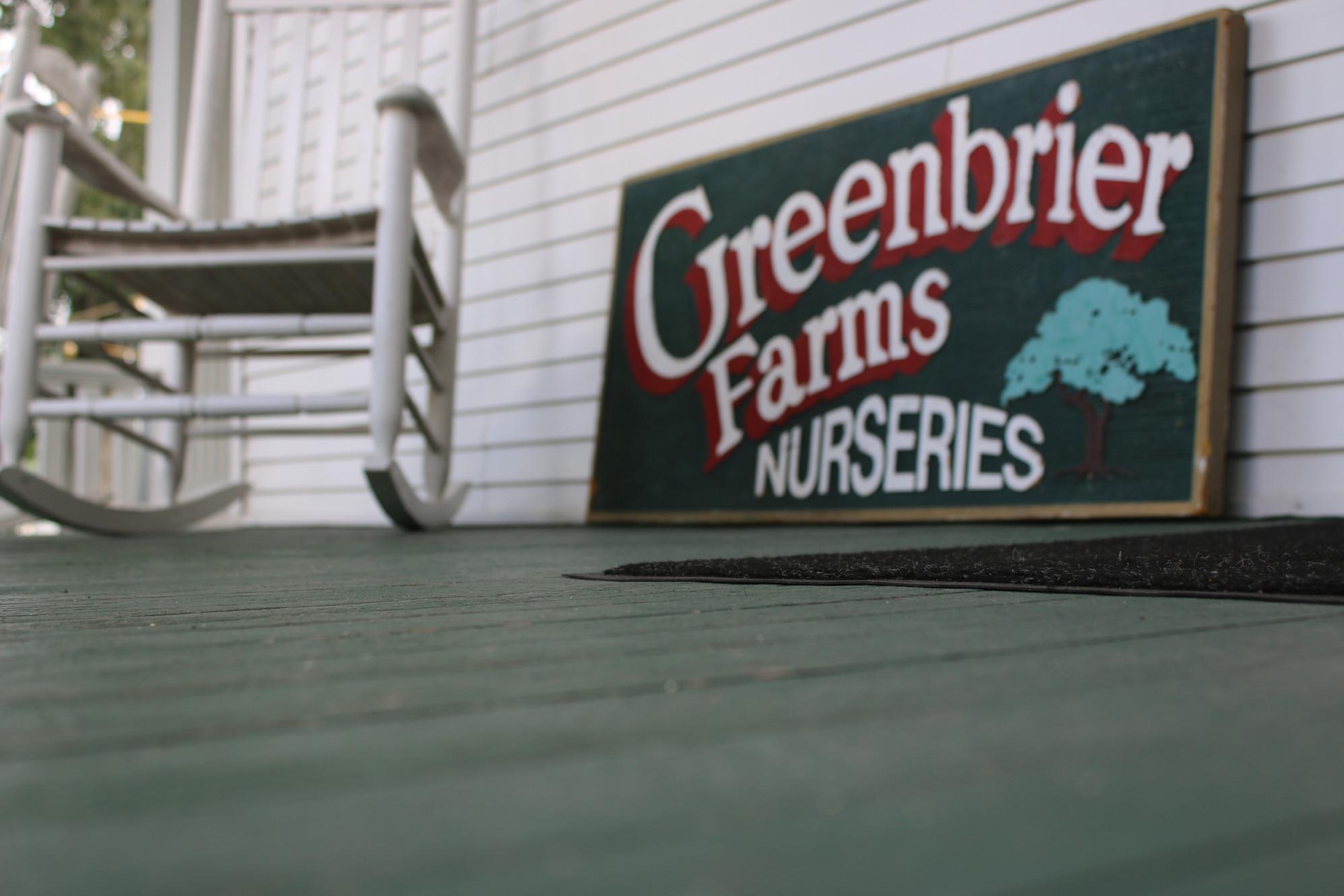 Weddings Events Greenbrier Farms
