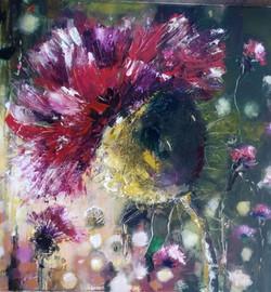 Wild Purple Blossom