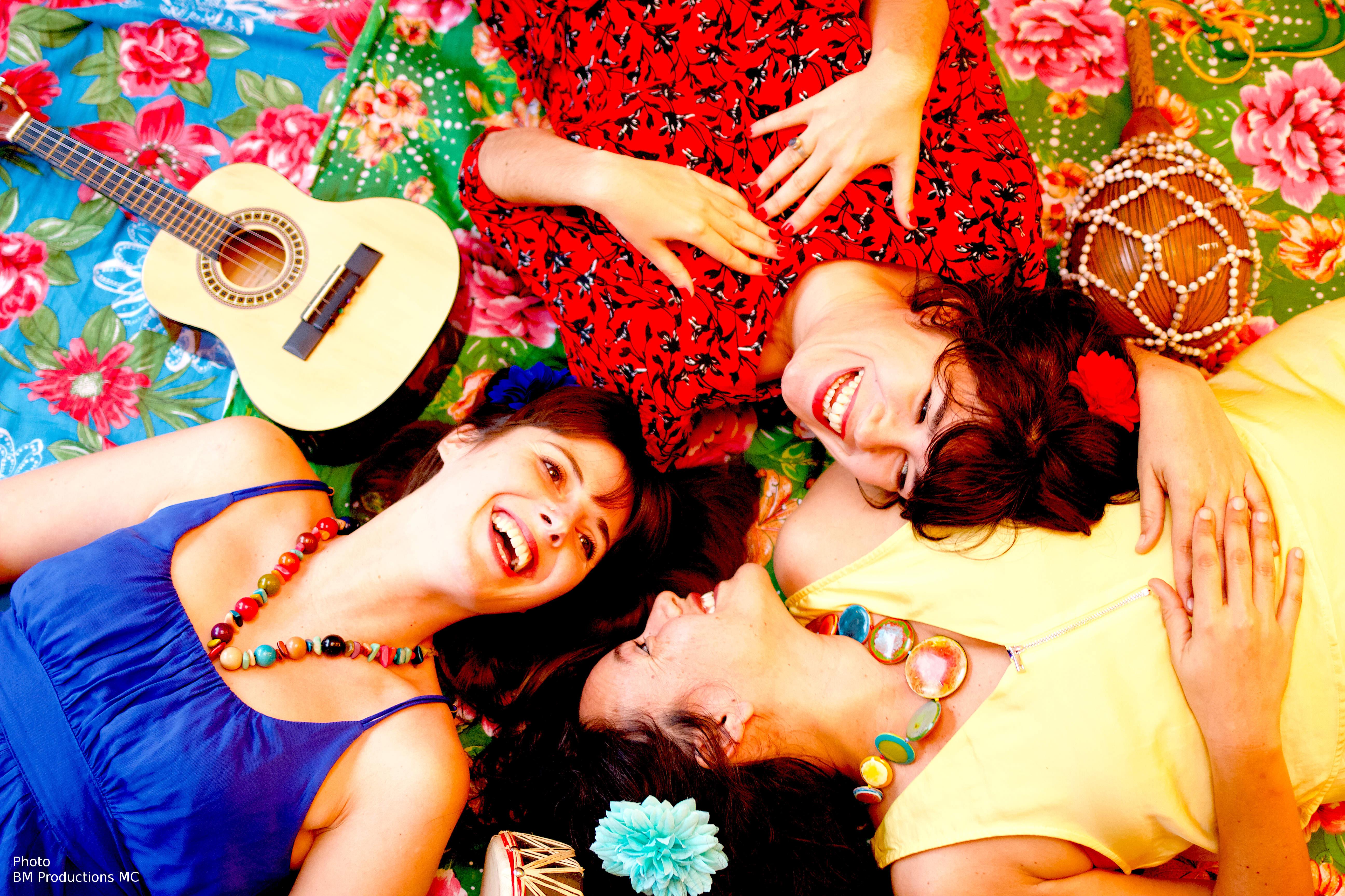 Trio Bacana @Beni Médina