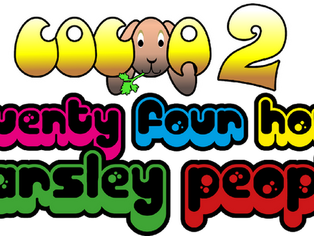 Launch of 24 Hour Parsley People