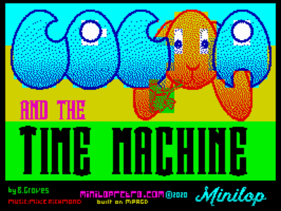 Cocoa & The Time Machine Launched