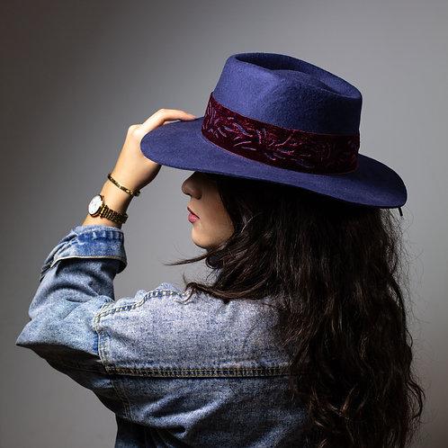 Velvet Blue Azur