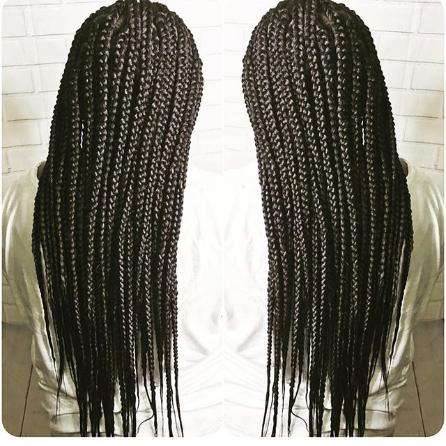Vacation Ready 🌊☀️☀️by _ananodaclark  #studio91nhs #linaturalhairstudio #linaturalhairstudio #braid