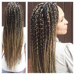 #braids #boxedblondes #protectivestyles #naturalhair #naturalhairstyles #fashionbraids #braidsinbald