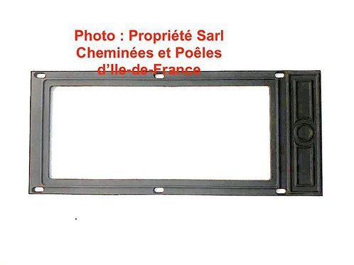 Pièces détachées Insert 700 Cheminées Philippe Foyer pièce détachée Radiantes Cadre Latéral 700 53 TF 70053 70053TF 700TF53
