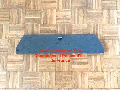 Chicane Inférieure - 695HR52 Insert Fovea Philippe Cheminée 695 HR 695HR Fovea695 Fovea695HR
