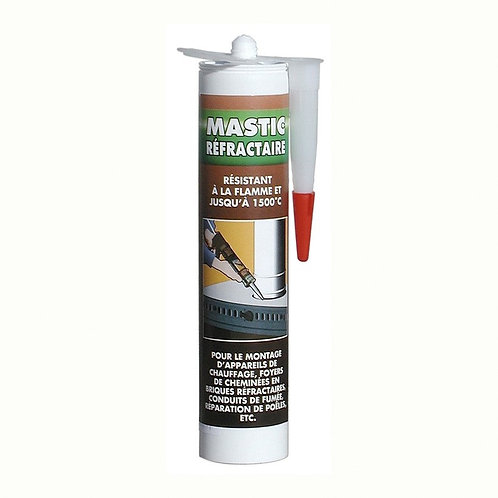 accessoires cheminee insert poele cheminees insert poele mastique cartouche accessoire colle joint montage refractaire mastic