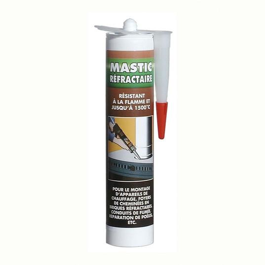 Joint tressé accesoire cheminee poele insert foyer mastic ciment