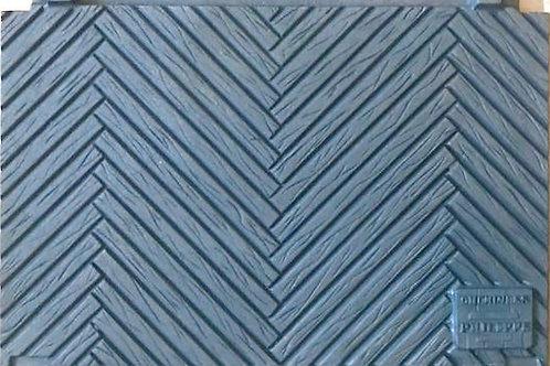 Plaque Décor Chevrons 600 4761