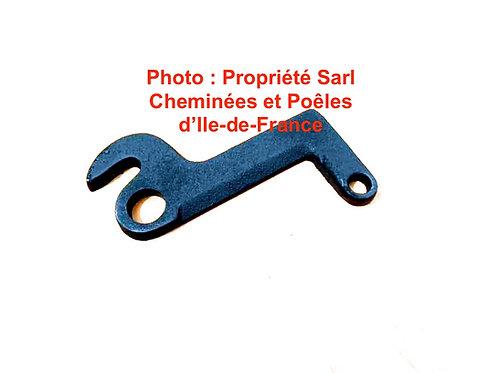 Loquet Fermeture - 695 HR 4038 fovea Pièces détachées Insert Chaudière 1.1843 1843 Inserts Cheminées Philippe Foyer pièce dét