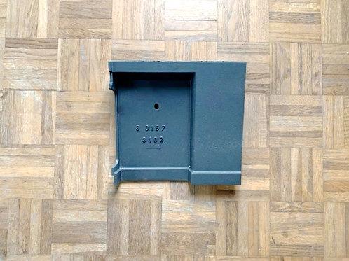Plaque Foyer Arrière Gauche 3102 F pour Poêle Baden - 10167310253