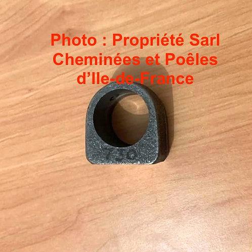 Pièces détachées Insert 730 Inserts Cheminées Philippe Palier Mobile Usine 730 31 73031 pièce détachée Radiantes Radiante