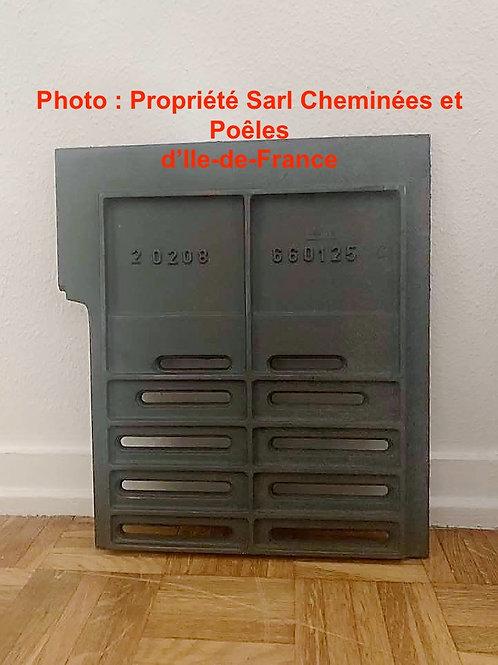 Demi Grille Gauche pour 857 et Poêles Horama, Hames, Pavilly - 2 0208 660125 053
