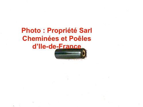 Pièces détachées Insert 700 Bouton Bakelite Fuseau 2558 692 693 650 730 Eco Cheminées Philippe Foyer pièce détachée Radiantes