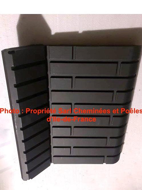 Option Brique Latérale Fonte - Côté Droit - 843 3778 D