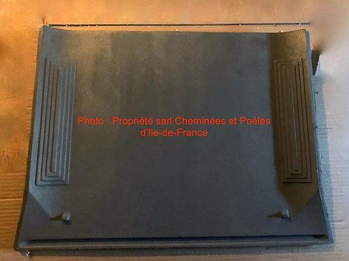 Pièces détachées Insert Fond - 700 46 TF 70046 70046TF 700 705 Cheminées Philippe Foyer pièce détachée Radiantes