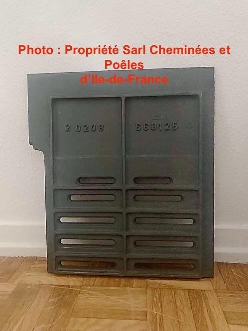 Demi Grille Gauche pour 0208660125053 857 et Poêles Horama, Hames, Pavilly - 2 0208 660125 053