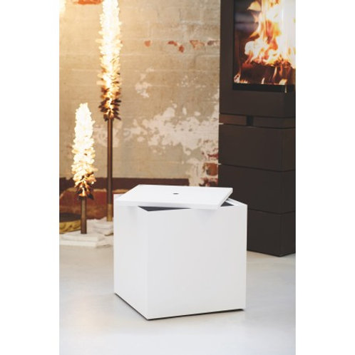 accessoires cheminee insert poele cheminees inserts poele PANIER buches bûche buche porte-buches porte pellets rangement