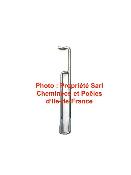 Pièces détachées Insert 600 705 650 694 3859 601 Main Froide Fil Acier Cheminées Philippe Foyer pièce détachée Radiantes