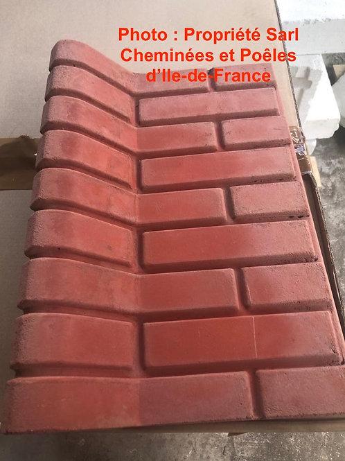 Supplément Côté Brique - 4955 Réfractaire Pierre