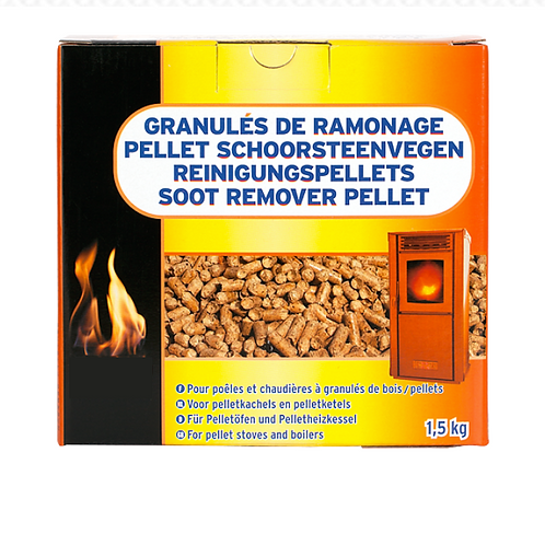 accessoires cheminee insert poele ramonage ramoner ramonnage inserts granule granules Pellet accessoire refractaire pellets