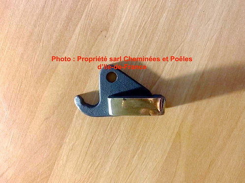 Pièces 3880A Insert Verrou Gauche - 3880 A 694 Inserts Cheminées Philippe Foyer pièce détachée Radiantes Radiante Foyers
