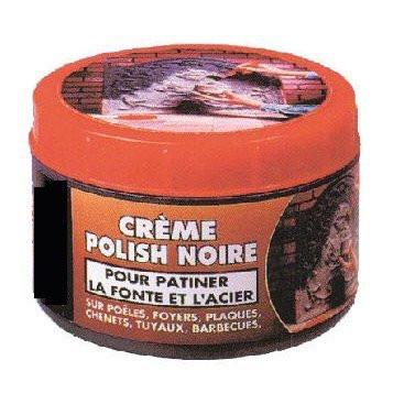 creme polish noire accessoires cheminee insert poele cheminees inserts poele philippe phillips accessoire