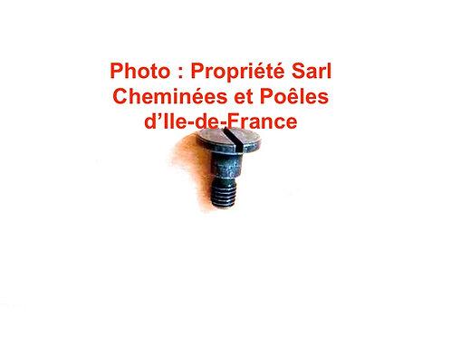 Pièces détachées Insert 842 843 705 693 Cheminées Philippe Axe Epaulé Ensemble Loquet 3922