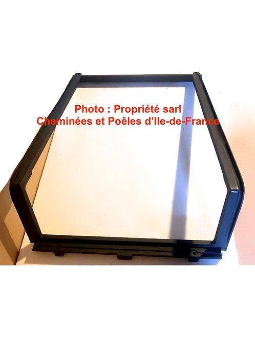 Pièces détachées Insert 730 Inserts Cheminées Philippe Foyer pièce détachée Radiantes Cadre Fixe pour Insert 73018 730 18