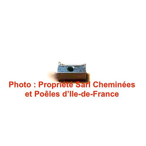 Petite Clame de Vitre + Vis - 3021 B