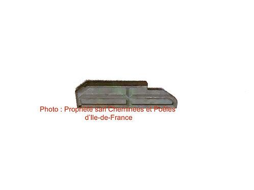 Pièces détachées Chenet Latéral 620 17 62017 Insert Ecoradiante 620 Eco Cheminées Philippe Foyer pièce détachée Radiantes