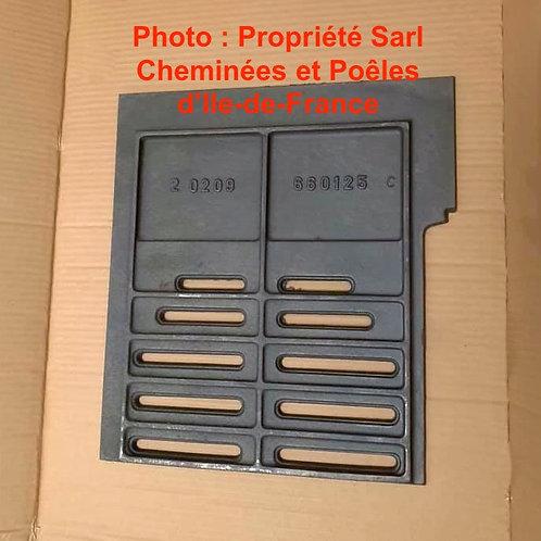 Demi Grille Droite 857 et Poêles Horama, Pavilly, Hames,Sanary 2 0209 660125 053