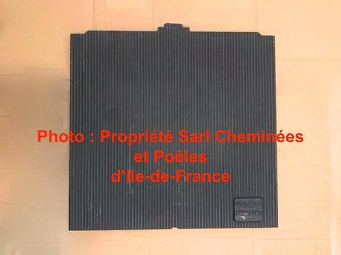 Pièces détachées Insert 843 3943 8433943 Plaque décor Cheminées Philippe Foyer pièce détachée Radiantes Radiante Foyers