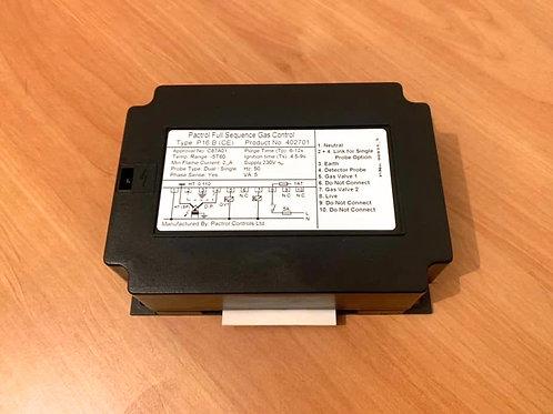 Boîtier Electronique pour 696 Gaz Godin