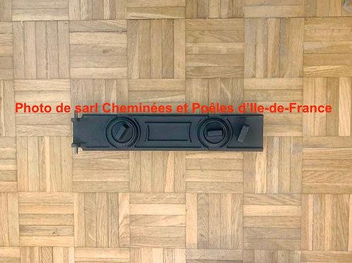 Pièces détachées Insert 600 650 Cheminées Philippe Foyer pièce détachée Radiantes 600 75 60075