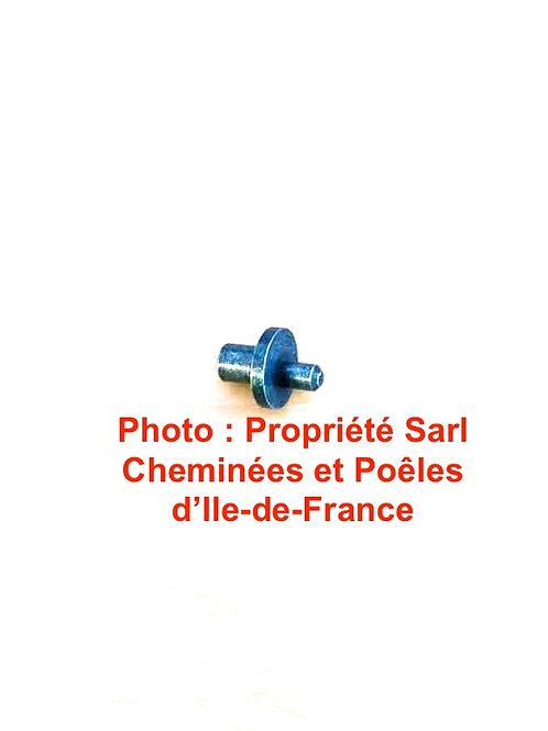 Gond Excentre 3836 F Pièces détachées Insert Ecoradiante 620 693 692 Eco Cheminées Philippe Foyer pièce détachée Radiantes