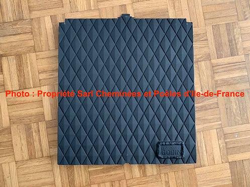 Plaque Décor Losange - 851 3931 pièces détachées Philippe Godin Gaudin fond motifs