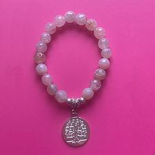 Bracelet in Light Pink