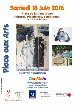 Expo Place aux Arts 2016
