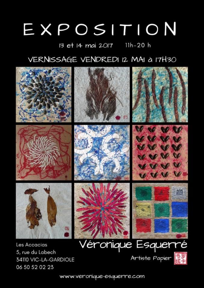 Exposition Vic-la-Gardiole mai 2017