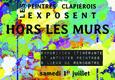 Exposition artistes Clapiers